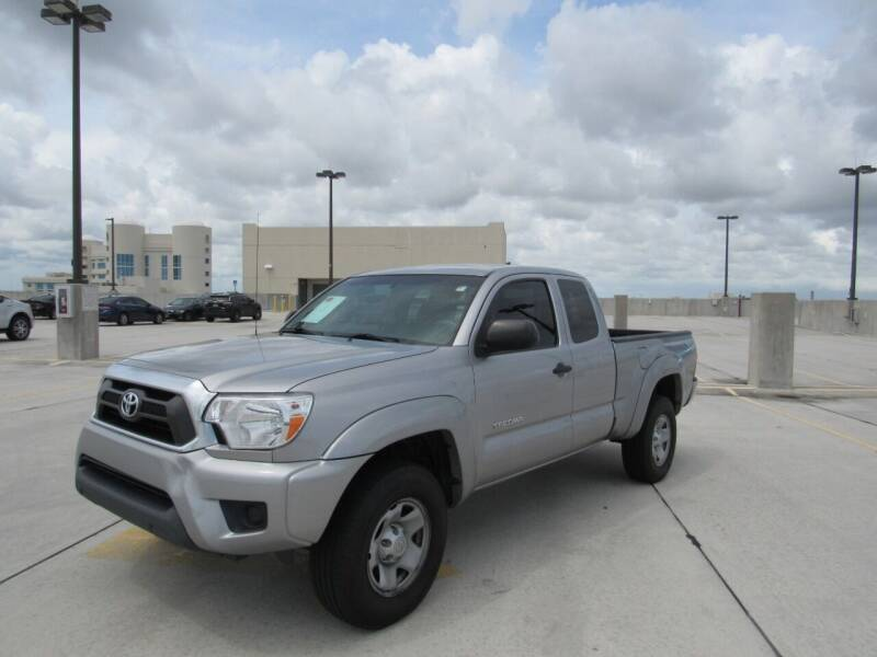 2015 Toyota Tacoma for sale at United Auto Center in Davie FL