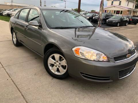 2008 Chevrolet Impala for sale at Wyss Auto in Oak Creek WI