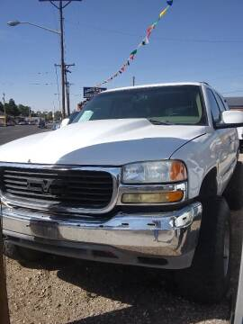 2001 GMC Yukon for sale at Good Guys Auto Sales in Cheyenne WY