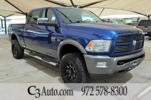 2010 Dodge Ram Pickup 2500 for sale at C3Auto.com in Plano TX