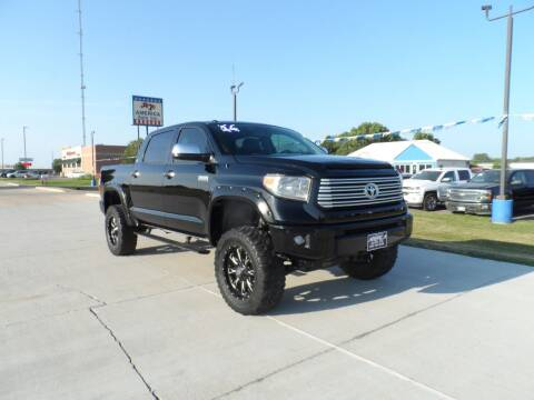 2014 Toyota Tundra for sale at America Auto Inc in South Sioux City NE