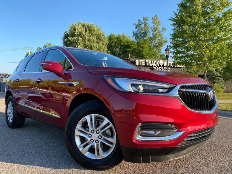 2019 Buick Enclave for sale at Rite Track Auto Sales in Canton MI