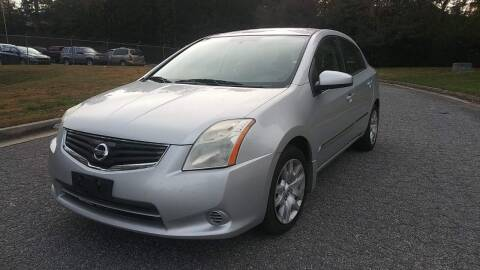 2011 Nissan Sentra for sale at Final Auto in Alpharetta GA