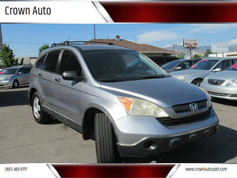 2007 Honda CR-V for sale at Crown Auto in South Salt Lake City UT