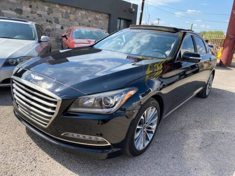2016 Hyundai Genesis for sale at American Automotive , LLC in Tucson AZ