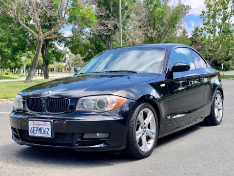 2008 BMW 1 Series for sale at Silmi Auto Sales in Newark CA