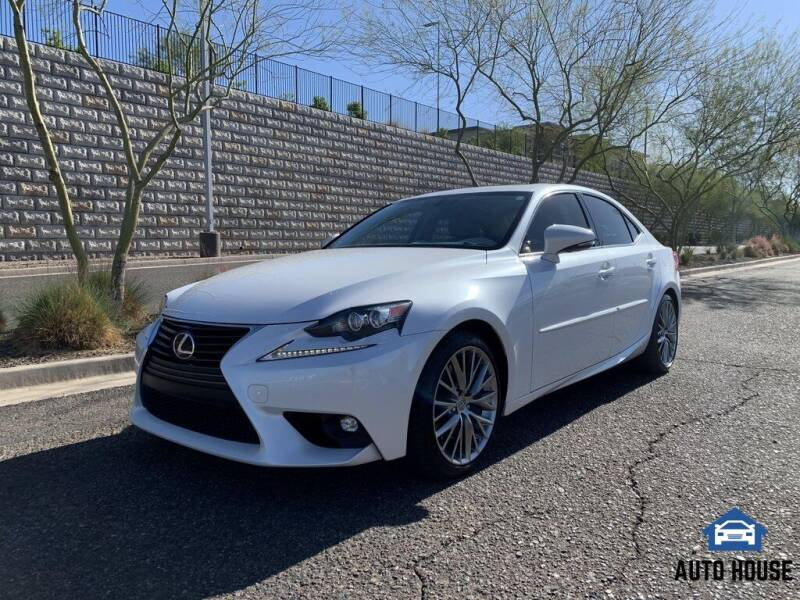 2016 Lexus IS 200t for sale at AUTO HOUSE TEMPE in Tempe AZ
