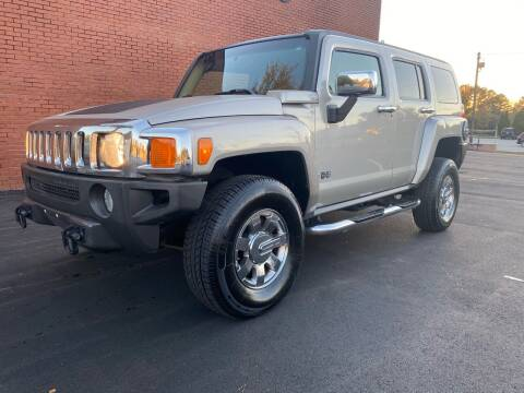 2006 HUMMER H3 for sale at GTO United Auto Sales LLC in Lawrenceville GA
