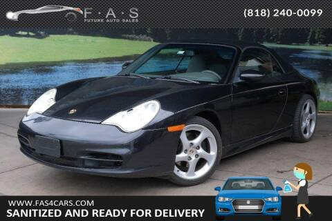 2003 Porsche 911 for sale at Best Car Buy in Glendale CA