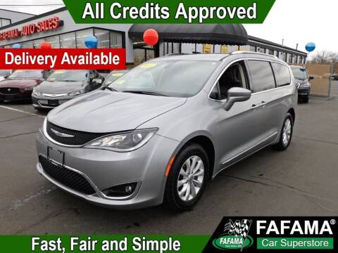 2019 Chrysler Pacifica for sale at FAFAMA AUTO SALES Inc in Milford MA