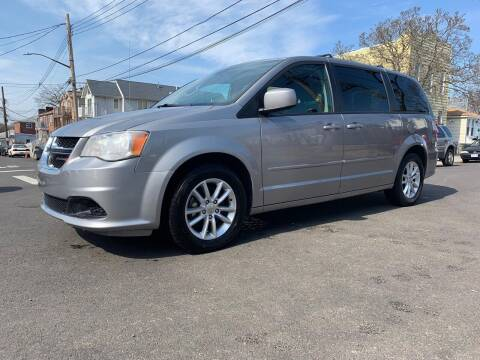 2016 Dodge Grand Caravan for sale at Kapos Auto, Inc. in Ridgewood, Queens NY