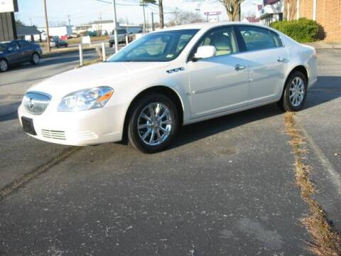 2009 Buick Lucerne for sale at HL McGeorge Auto Sales Inc in Tappahannock VA