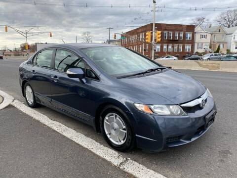 2010 Honda Civic for sale at G1 AUTO SALES II in Elizabeth NJ
