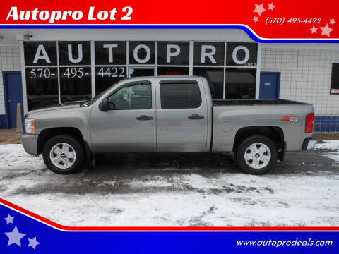 2008 Chevrolet Silverado 1500 for sale at Autopro Lot 2 in Sunbury PA