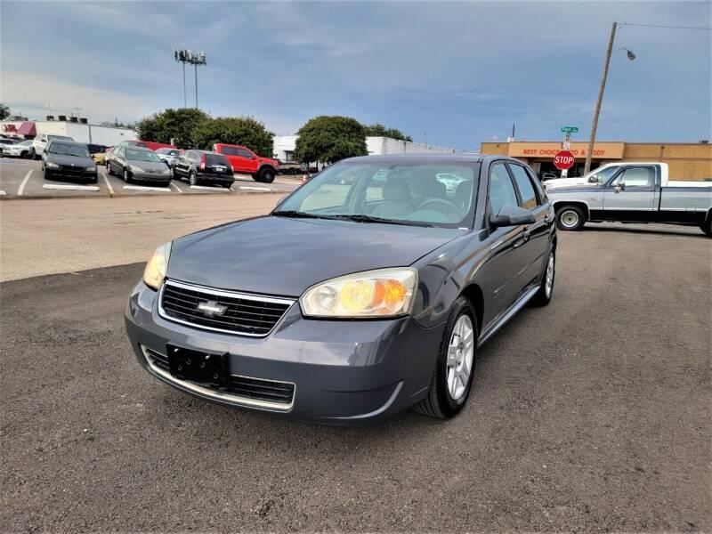 2007 Chevrolet Malibu Maxx for sale at Image Auto Sales in Dallas TX
