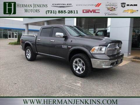 2017 RAM Ram Pickup 1500 for sale at Herman Jenkins Used Cars in Union City TN