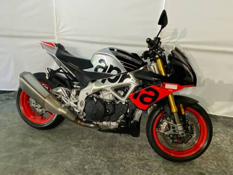 2019 Aprilia Tuono V4 1100 Factory for sale at Kent Road Motorsports in Cornwall Bridge CT