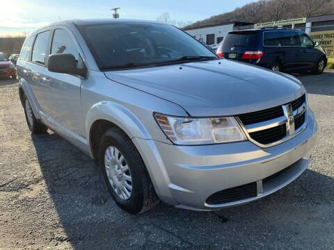 2010 Dodge Journey for sale at Ron Motor Inc. in Wantage NJ