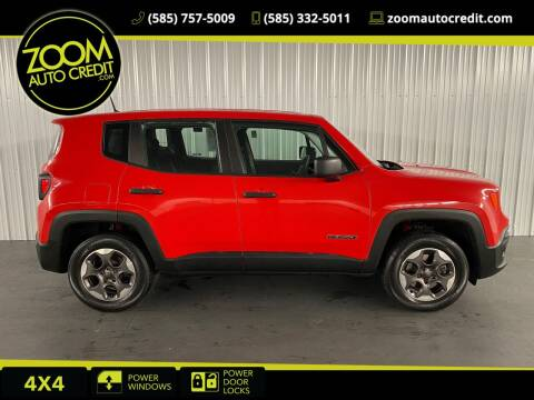 2015 Jeep Renegade for sale at ZoomAutoCredit.com in Elba NY