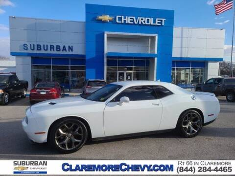 2015 Dodge Challenger for sale at Suburban Chevrolet in Claremore OK