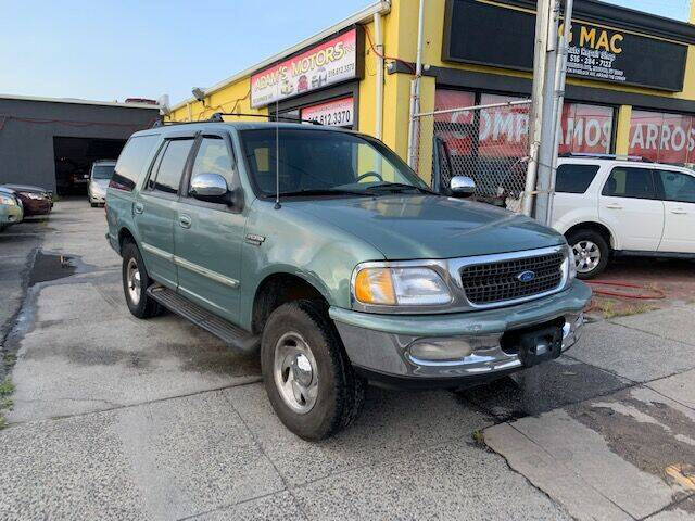1997 Ford Expedition for sale at Adams Motors INC. in Inwood NY