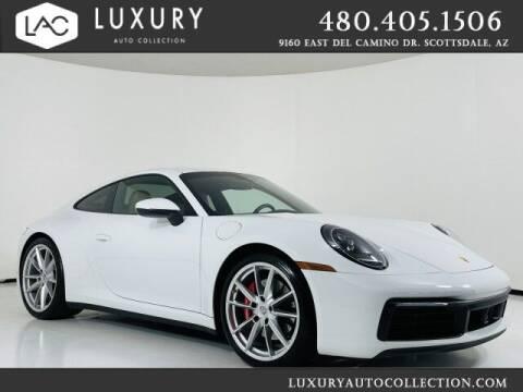2020 Porsche 911 for sale at Luxury Auto Collection in Scottsdale AZ