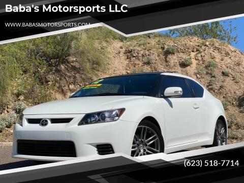 2012 Scion tC for sale at Baba's Motorsports, LLC in Phoenix AZ
