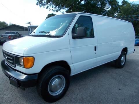 2005 Ford E-Series Cargo for sale at Culpepper Auto Sales in Cullman AL