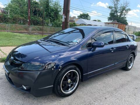 2008 Honda Civic for sale at Michaels Used Cars Inc. in East Lansdowne PA