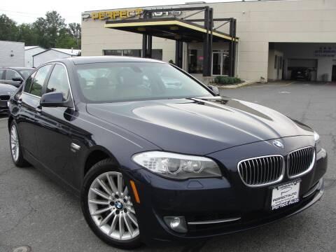 2012 BMW 5 Series for sale at Perfect Auto in Manassas VA