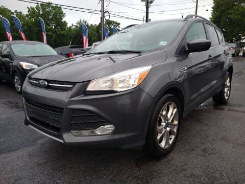 2015 Ford Escape for sale at P J McCafferty Inc in Langhorne PA