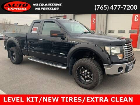 2011 Ford F-150 for sale at Auto Express in Lafayette IN