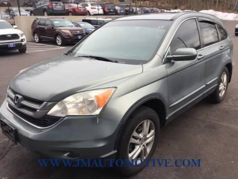 2011 Honda CR-V for sale at J & M Automotive in Naugatuck CT