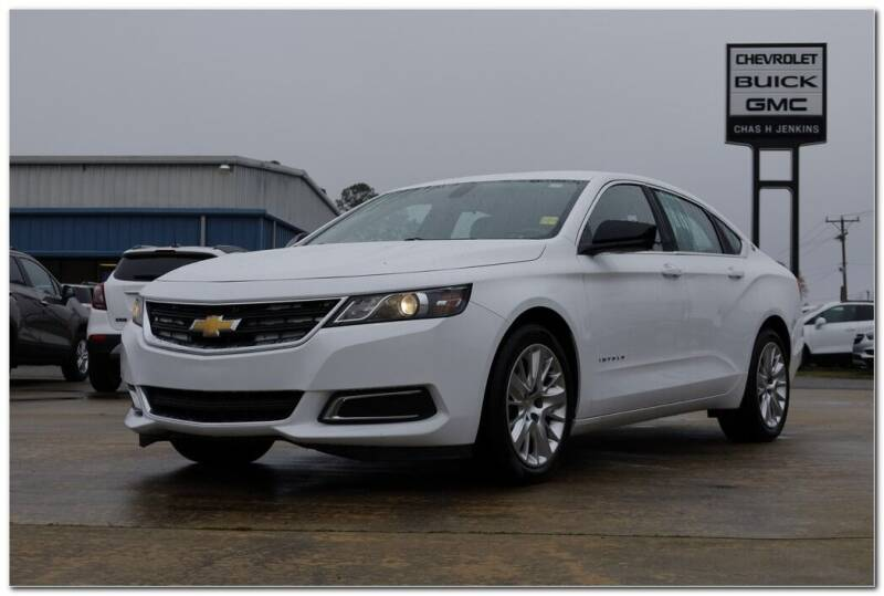 2018 Chevrolet Impala for sale at STRICKLAND AUTO GROUP INC in Ahoskie NC