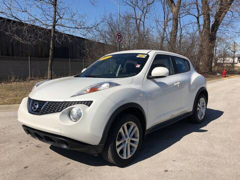 2014 Nissan JUKE for sale at Posen Motors in Posen IL