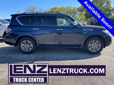 2020 Nissan Armada for sale at Lenz Auto - Coming Soon in Fond Du Lac WI