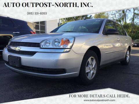 2005 Chevrolet Malibu for sale at Auto Outpost-North, Inc. in McHenry IL