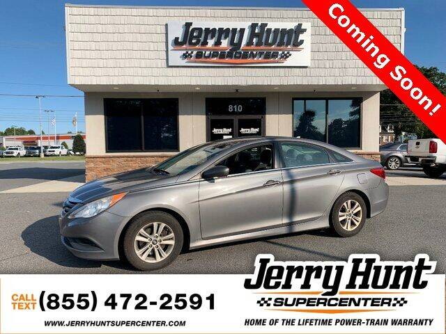 2014 Hyundai Sonata for sale at Jerry Hunt Supercenter in Lexington NC