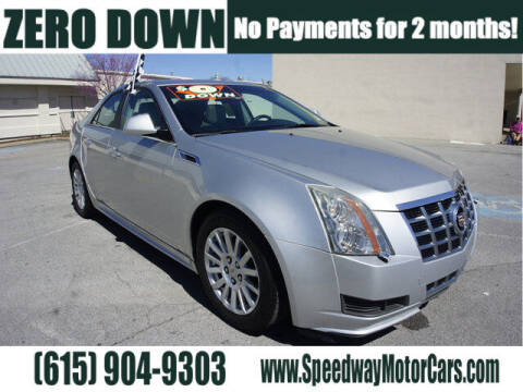 2013 Cadillac CTS for sale at Speedway Motors in Murfreesboro TN