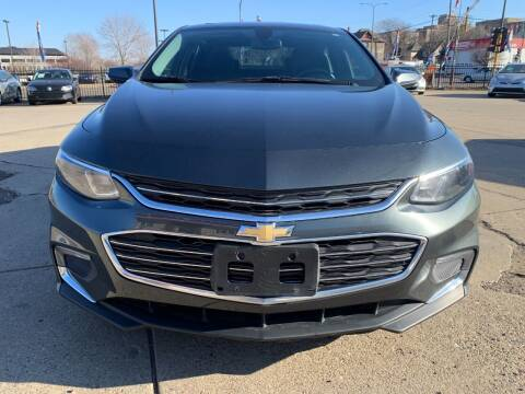 2017 Chevrolet Malibu for sale at Minuteman Auto Sales in Saint Paul MN