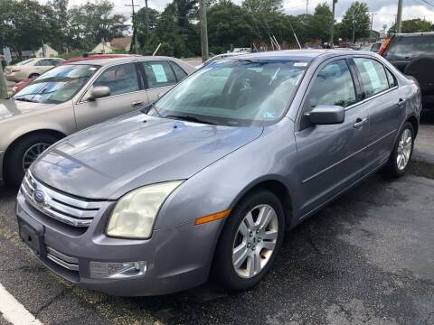 2006 Ford Fusion for sale at Beach Auto Sales in Virginia Beach VA