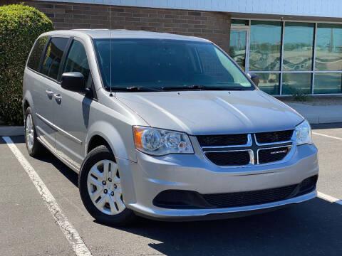2016 Dodge Grand Caravan for sale at AKOI Motors in Tempe AZ