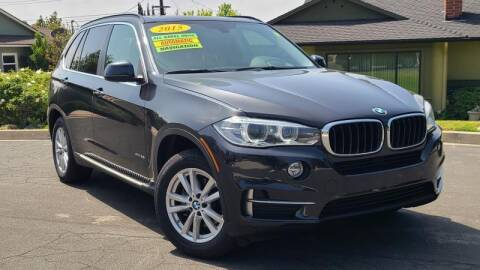 2015 BMW X5 for sale at CAR CITY SALES in La Crescenta CA