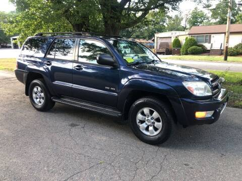 2003 Toyota 4Runner for sale at Car-Nation Enterprises Inc in Ashland MA