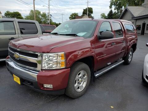 2008 Chevrolet Silverado 1500 for sale at AFFORDABLE AUTO, LLC in Green Bay WI