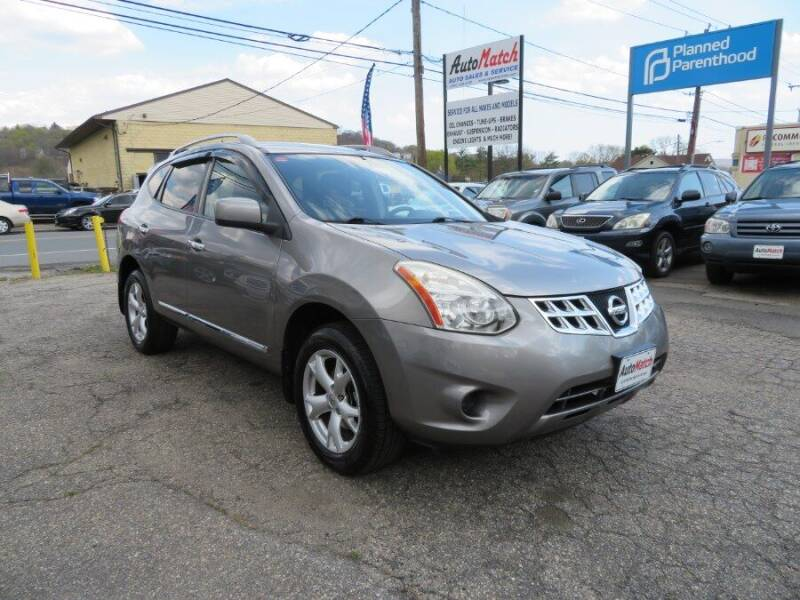 2011 Nissan Rogue for sale at Auto Match in Waterbury CT