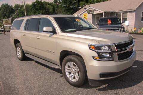 2016 Chevrolet Suburban for sale at K & R Auto Sales,Inc in Quakertown PA