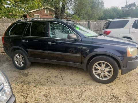 2005 Volvo XC90 for sale at Northwoods Auto & Truck Sales in Machesney Park IL
