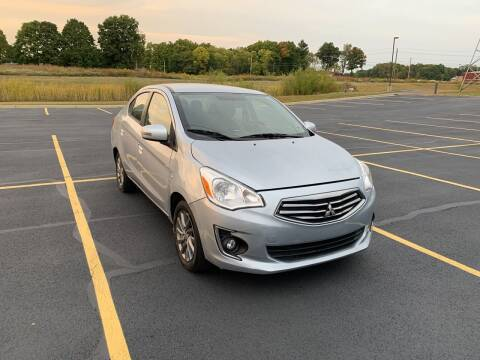 2018 Mitsubishi Mirage G4 for sale at Quality Motors Inc in Indianapolis IN