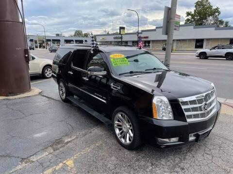2010 Cadillac Escalade ESV for sale at JBA Auto Sales Inc in Stone Park IL